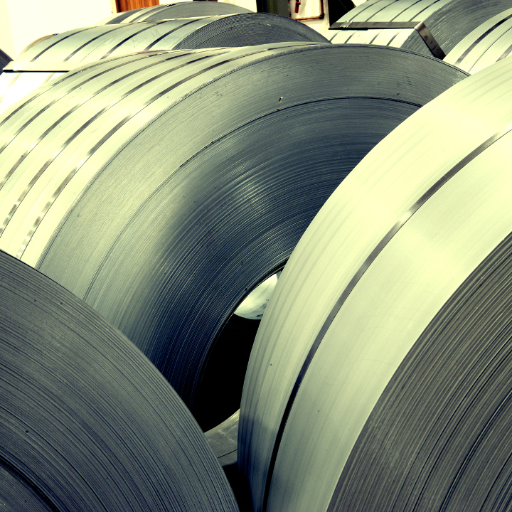 Aluminium – Zinc Coated Steel (Aluzinc)