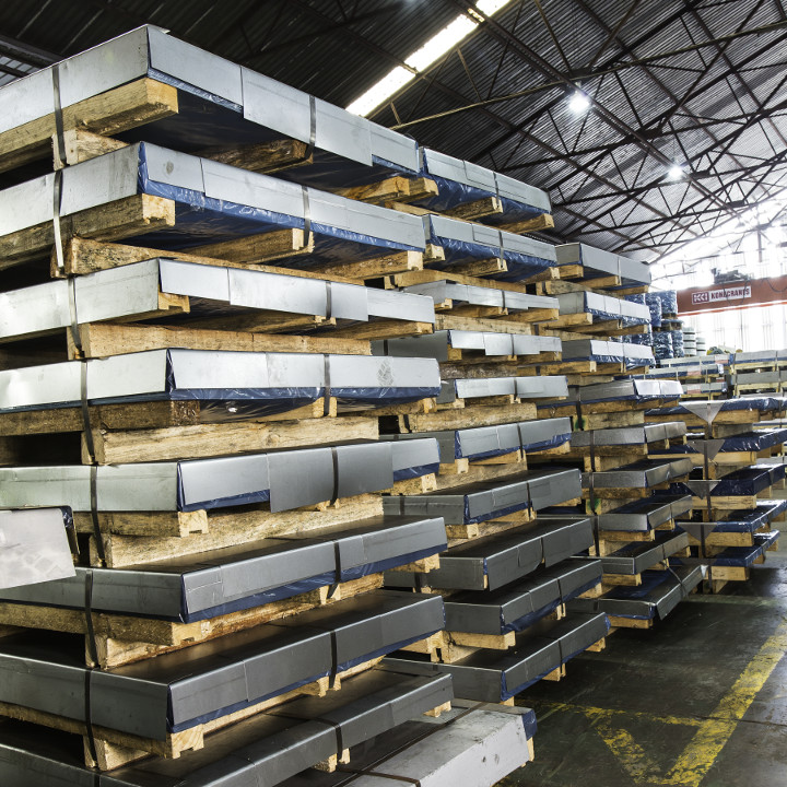 Hot Rolled Steel Sheet Commercial Quality